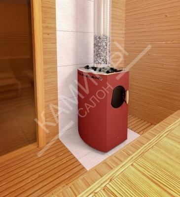 Печь для бани и сауны Кубань 20Л